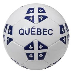 Soccer Ball>Quebec #5 Sport