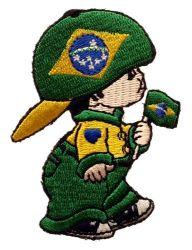 Baby Patch>Brazil
