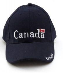 CDA Cap>Canada Logo  Navy