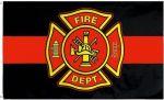 3'x5'>Fire Department