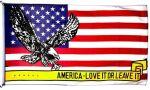 3'x5'>America Love It Or Leave It