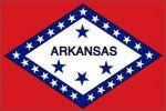 3'x5'>Arkansas