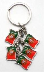 Charm Keychain>Portugal