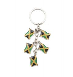 Charm Keychain>Jamaica