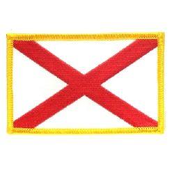 Flag Patch>Alabama
