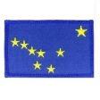 Flag Patch>Alaska