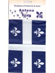 Antenna Flag>Quebec