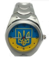 Watch>Ukraine Tri. Metal Mens