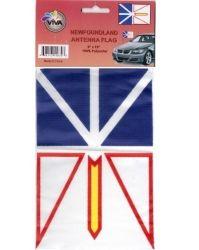 Flag Antenna>Newfoundland