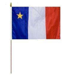 "12""x18"" Flag>Acadia"