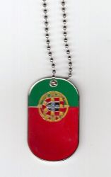 Dog Tag >Portugal
