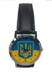 Watch>Ukraine Tri.Leather Mens