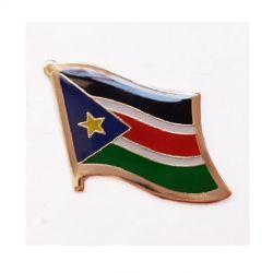 Flag Pin>South Sudan