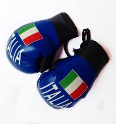 Boxing Gloves>Italy Flag