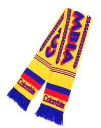Scarf Knitted>Colombia