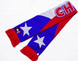 Scarf Knitted>Chile
