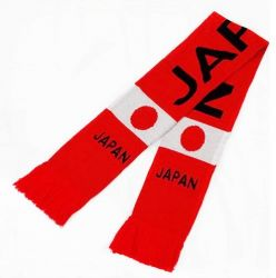 Scarf Knitted>Japan