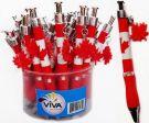 CDA flag Pen>With ML Charm