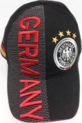 Cap>Germany 3D Emb.