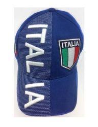 Cap > Italy 3D Emb.Youth