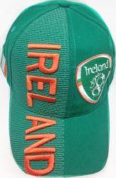 Cap > Ireland 3D Emb.