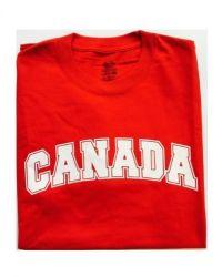 CDA T-Shirt>Canada Outline