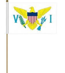 """12""""x18"""">US Virgin Islands"""