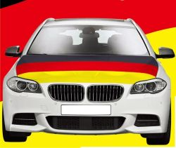 Car Hood Flag>Germany