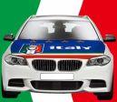Car Hood Flag>Italy