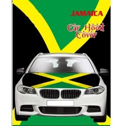 Car Hood Flag>Jamaica