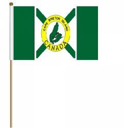 "12""x18"" Flag>Cape Breton"