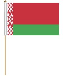 "12""x18"" Flag>Belarus"