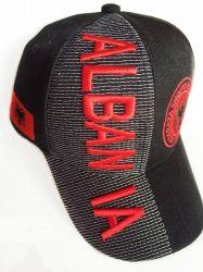 Cap>Albania 3D Emb.