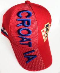 Cap>Croatia 3D Emb.