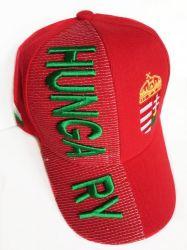 Cap > Hungary 3D emb.