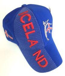 Cap > Iceland 3D Emb