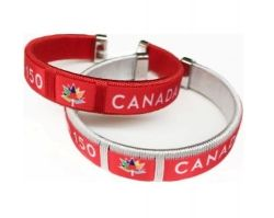 CDA C Bracelet>Canada 150