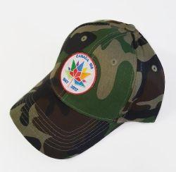 CDA Cap>Canada150 Youth Camo