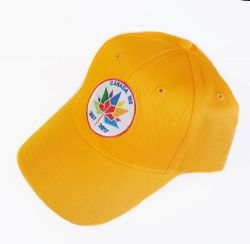 CDA Cap>Canada150 youth Yellow