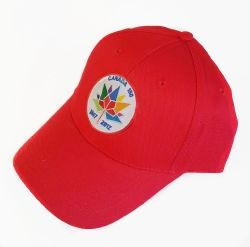 CDA Cap>Canada150 Youth Red