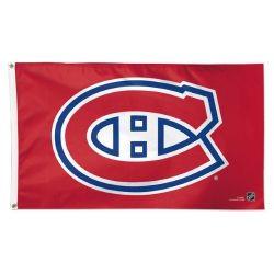 NHL Flag 3'x5'>Montreal Canadians (Quebec)