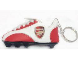 Soccer Shoe Keychain>Arsenal