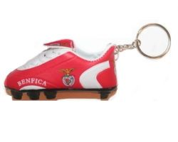 Soccer Shoe Keychain>Benfica