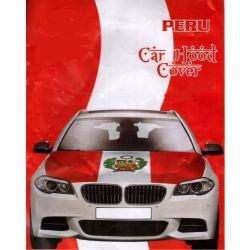 Car Hood Flag>Peru