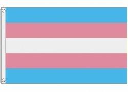 3'x5'>Transgender Pride Flag